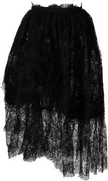Ermanno Scervino lace skirt