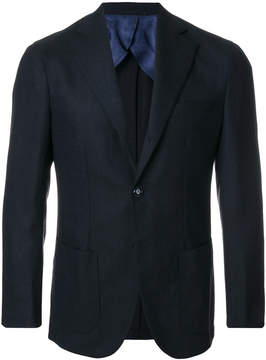 Barba two button blazer