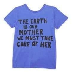 Mini Rodini Baby's, Toddler's, Little Boy's& Boy's Mother Earth Tee