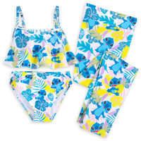 Disney Stitch Swimwear Set for Girls