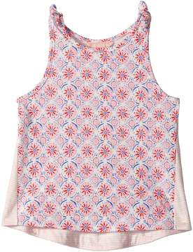 Joules Kids Jersey Tank Top Girl's Sleeveless
