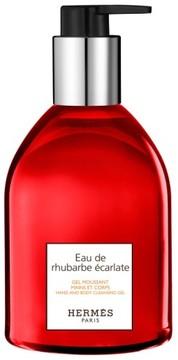 Hermes Eau De Rhubarbe Ecarlate - Hand And Body Cleansing Gel