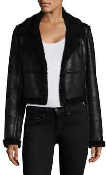 Ella Moss Claudine Shearling Jacket