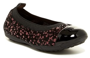 Geox Piuma Ballerina Flat (Toddler, Little Kid, & Big Kid)