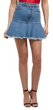 Bardot Mia Denim Skirt
