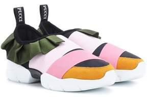 Emilio Pucci Slip-on sneakers