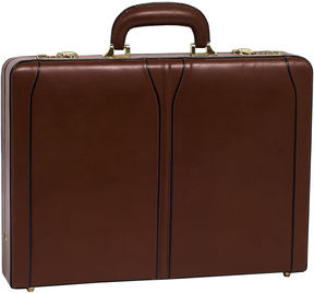 Mcklein McKleinUSA Lawson Leather 3.5 Attach Briefcase