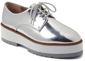 Kensie Brayan Lace-Up Platform Shoe