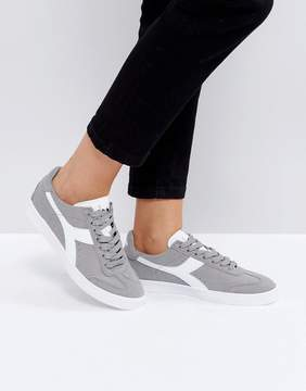 Diadora B.Original Sneakers In Gray