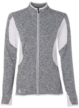 adidas Women's Space Dyed Full-Zip Jacket