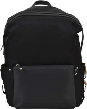 Fendi Black Nylon Backpack