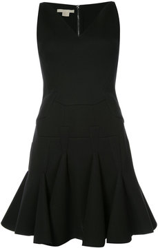 Antonio Berardi draped skirt mini dress