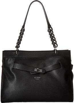 GUESS Darby Satchel Satchel Handbags