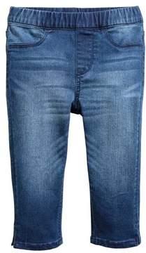 H&M 3/4-length Denim Leggings