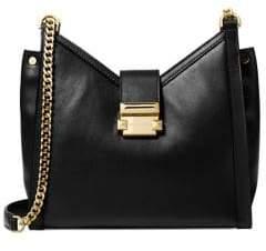 MICHAEL Michael Kors Whitney Small Leather Crossbody Bag
