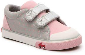 See Kai Run Casey Toddler Sneaker - Girl's