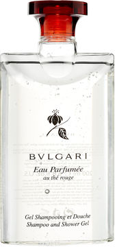 Bvlgari Eau Parfume Au Th Rouge Shampoo And Shower Gel