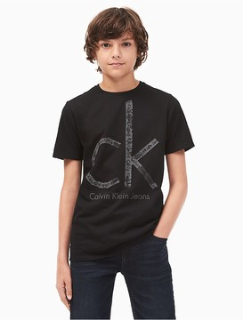 Calvin Klein Jeans Boys Ck Logo T-Shirt