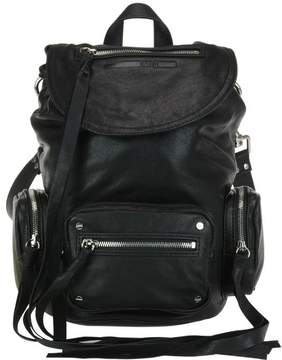 McQ Mini Drawstring Backpack