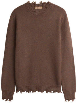 Etro Distressed Cashmere Pullover