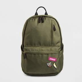 Mossimo Supply Co. Women's Nylon Backpack with Patches - Mossimo Supply Co. Olive