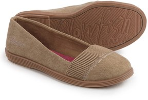 Blowfish Sand-Blasted Canvas Flats (For Little and Big Girls)
