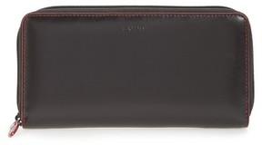 Women's Lodis Ada Rfid Zip Around Wallet - Black