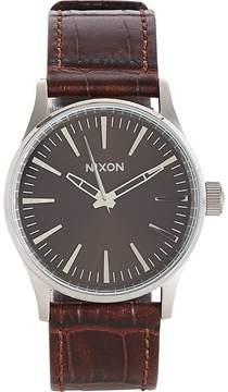 Nixon Men's Sentry 38 SS Watch