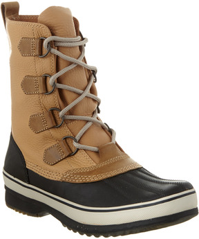 Sorel Men's Caribou Waterproof Leather Boot