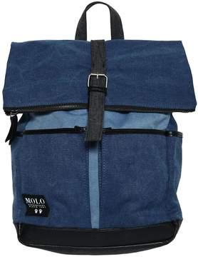 Molo Denim Backpack