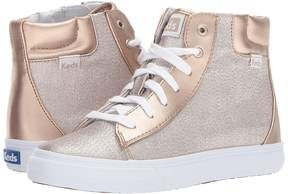 Keds Kids Double Up High Top Girl's Shoes