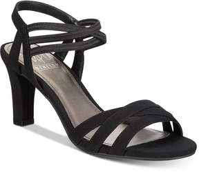 Impo Vanish Stretch Strappy Dress Sandals Women's Shoes