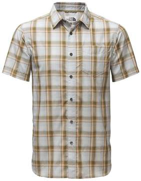 The North Face Short-Sleeve Hammets Plaid Sportshirt