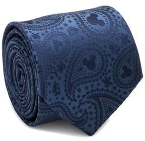 Cufflinks Inc. Men's Cufflinks, Inc. Mickey Paisley Silk Tie