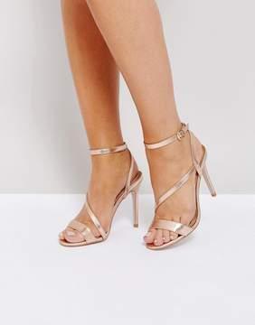 Miss KG Asymmetric Heel Sandals