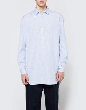 Our Legacy Dinner Shirt Light Blue Club Stripe
