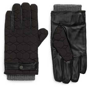 Ted Baker Men's Modcut Quilted Glove