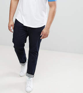Lyle & Scott PLUS Slim Fit Jeans in Rinse Wash
