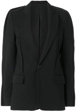 A.F.Vandevorst deep V-neck blazer