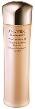 Shiseido Benefiance WrinkleResist24 Balancing Softener Enriched, 10 oz
