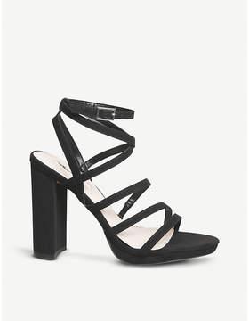 Office Harris suedette strappy sandals