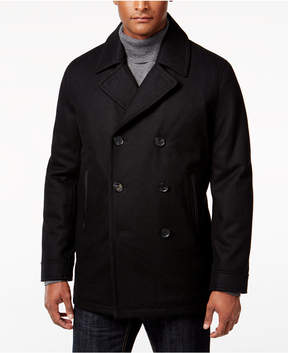 INC International Concepts I.n.c. Men's Amberson Double-Breasted Pea Coat, Created for Macy's