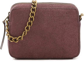 Lucky Brand Dray Leather Crossbody Bag - Women's