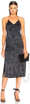 Amiri T Back V Calf Dress