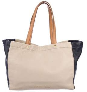 Marc by Marc Jacobs Grained Leather Tote