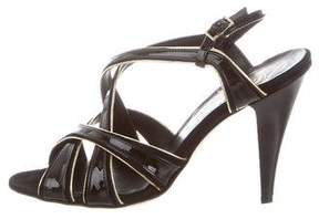 Alejandro Ingelmo Crossover Ankle Strap Sandals w/ Tags
