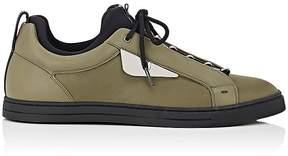 Fendi Men's Buggies-Appliquéd Sneakers
