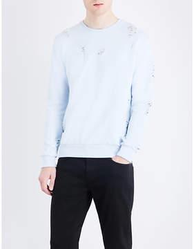 Criminal Damage Shoreditch cotton sweatshirt