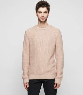 Reiss Mitford Ribbed Crew Neck Jumper