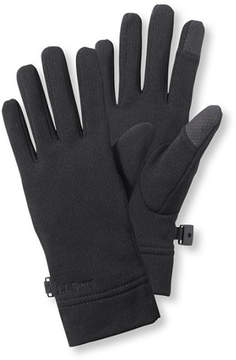L.L. Bean Women's Polartec Liner Touchscreen Gloves